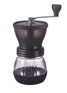 Hario Skerton Plus Ceramic Coffee Mill with Manual Hand Grinder