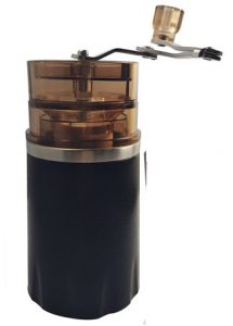 ZNZ Manual Coffee Grinder Filter Cup and Coffee Brewer