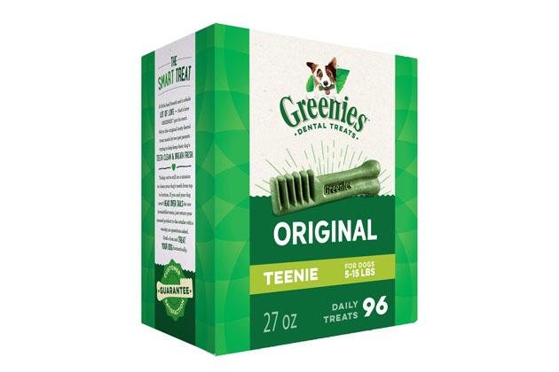Greenies Original Regular Size Dental Dog Treats